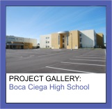 Commercial Painting Photo Gallery of Boca Ciega High School by Sourini Painting